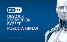 Image from DESlock Encryption by ESET webinar